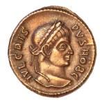 Ancient Roman coin — Stock Photo