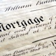 Old Mortgage — Stock Photo #2218917