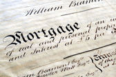 Old Mortgage — Stock Photo