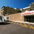 Hospital Emergency Department - Stock Photo