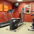 Stock Photo: excercise room