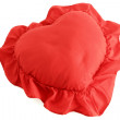 Valentine's Day Pillow — Stock Photo