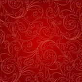 Red background — Stock Vector