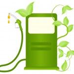 Ecofuel consept — Stock Vector #2418129