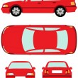 Royalty-Free Stock Vector Image: Car