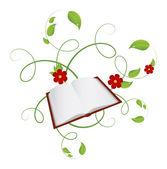Book — Stock Vector