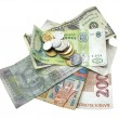 Money from different countryes — Stock Photo