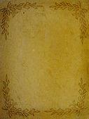 Grunge parchment background — Stock Photo
