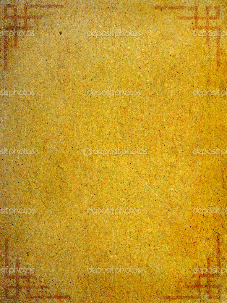 Parchment background with cross