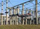 Hoog voltage converter apparatuur — Stockfoto