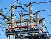 High voltage converter equipment — Stock Photo