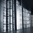 Stock Photo: Books conceptual image.
