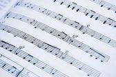 Music conceptual image. — Stock Photo