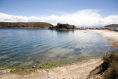 Isla del Sol - Titicaca — Stock Photo
