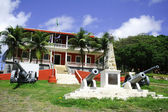 City Hall - Fernando de Noronha — Stock Photo