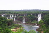 Iguassu (Iguazu, Igua) — Stock Photo