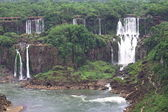 Iguassu (Iguazu; Igua — Stock Photo