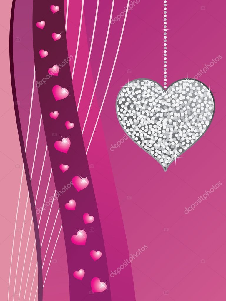 Silver Heart Transparent Background  Dreamstime