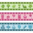 Royalty-Free Stock Vector Image: Childrens banners