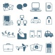Business icons — Stock Vector #2504345