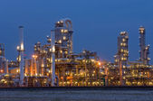 Petrochemical Industry — 图库照片