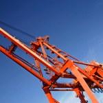 Crane 2 — Stock Photo #2080317