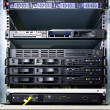 Server configuration - Stock Photo