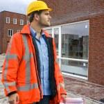 Bauinspektor — Stockfoto