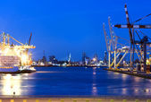 Rotterdam Harbor — Stock Photo