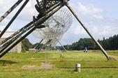 望远镜 — 图库照片
