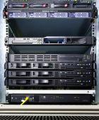 Server configuration — Stock Photo