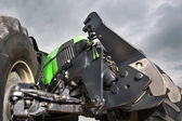 Tractor suspension frame — Stock Photo