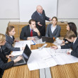 Business team meeting — Stock Photo #2098721