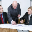 Interfering boss — Stock Photo #2099382