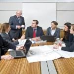 Management Meeting — Stock Photo