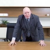Authoritarian Boss — Stock Photo