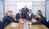 Board Meeting — Stock Photo