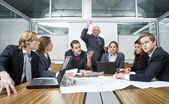 Business Disagreement — Stock Photo