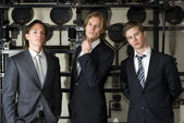 Junior Executives — Stock Photo