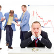 Bankruptcy — Stock Photo #2100938