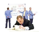 Advanced learning — Stock Photo