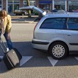 Loading luggage — Stockfoto #2110709