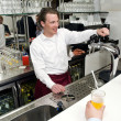 The Barman - Stockfoto