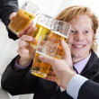 Stock Photo: Cheers