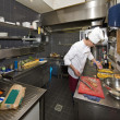 Chefs Kitchen — Stock Photo