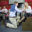 Stock Photo: Succesful proposal