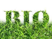 Green design — Stock Photo