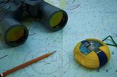 Navigation set — Stock Photo