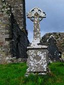 Celtic cross — Stock Photo
