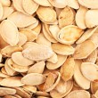Foto de Stock  : Pumpkin Seeds